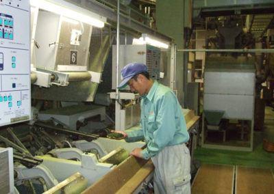 HARUICHIBAN 5 Tea making process