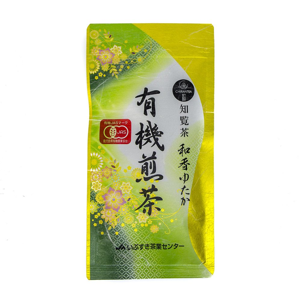 Organic High-grade Sencha from Japan
