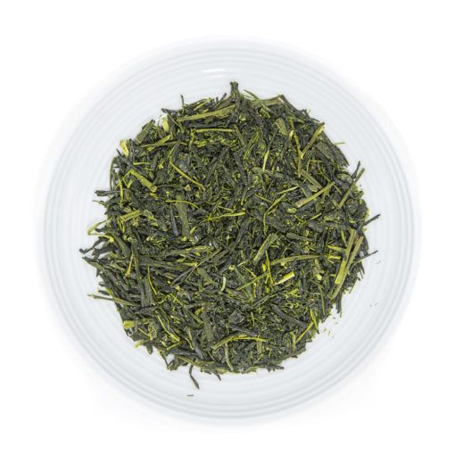 Japanese Green Tea leaves, Sencha from Chiran, Japan